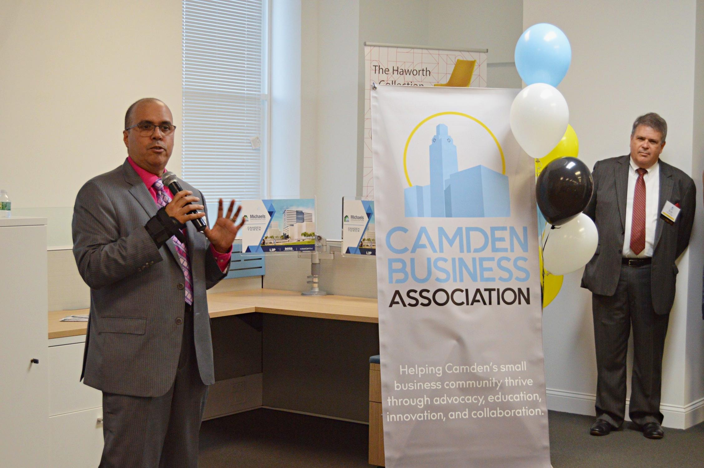 CamdenBusinessVIPEvent0150 - Camden Business Association
