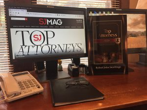 SJ Magazine Top Attorneys 2018